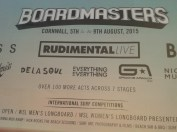 !!!!! Anyone going to Boardmasters on Sunday?