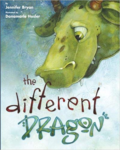 The Different Dragon Book Cover