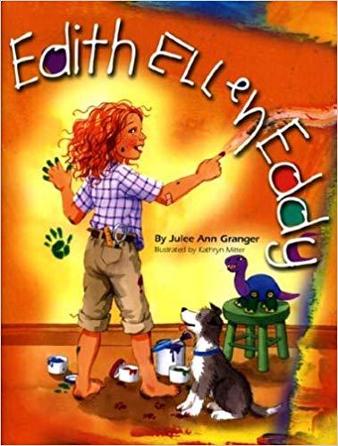 Edith Ellen Eddy Book Cover