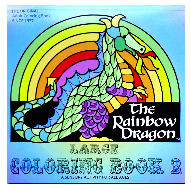 This coloring book contains our brand new designs!