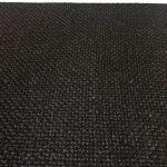 Tweed brun svart