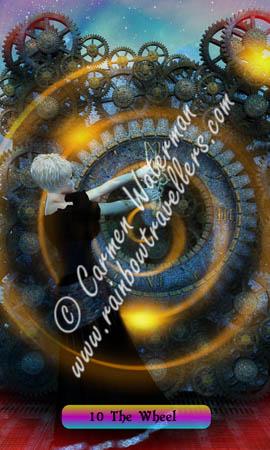 © 2015 Carmen Waterman - 10 The Wheel