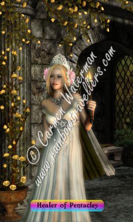 © 2015 Carmen Waterman - The Healer of Pentacles