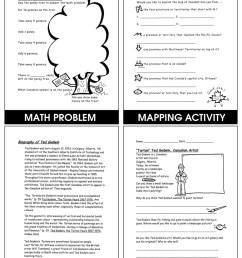 Kids Love Canada: Symbols \u0026 Communities - Grades K to 2 - eBook - Lesson  Plan - Rainbow Horizons [ 1165 x 900 Pixel ]