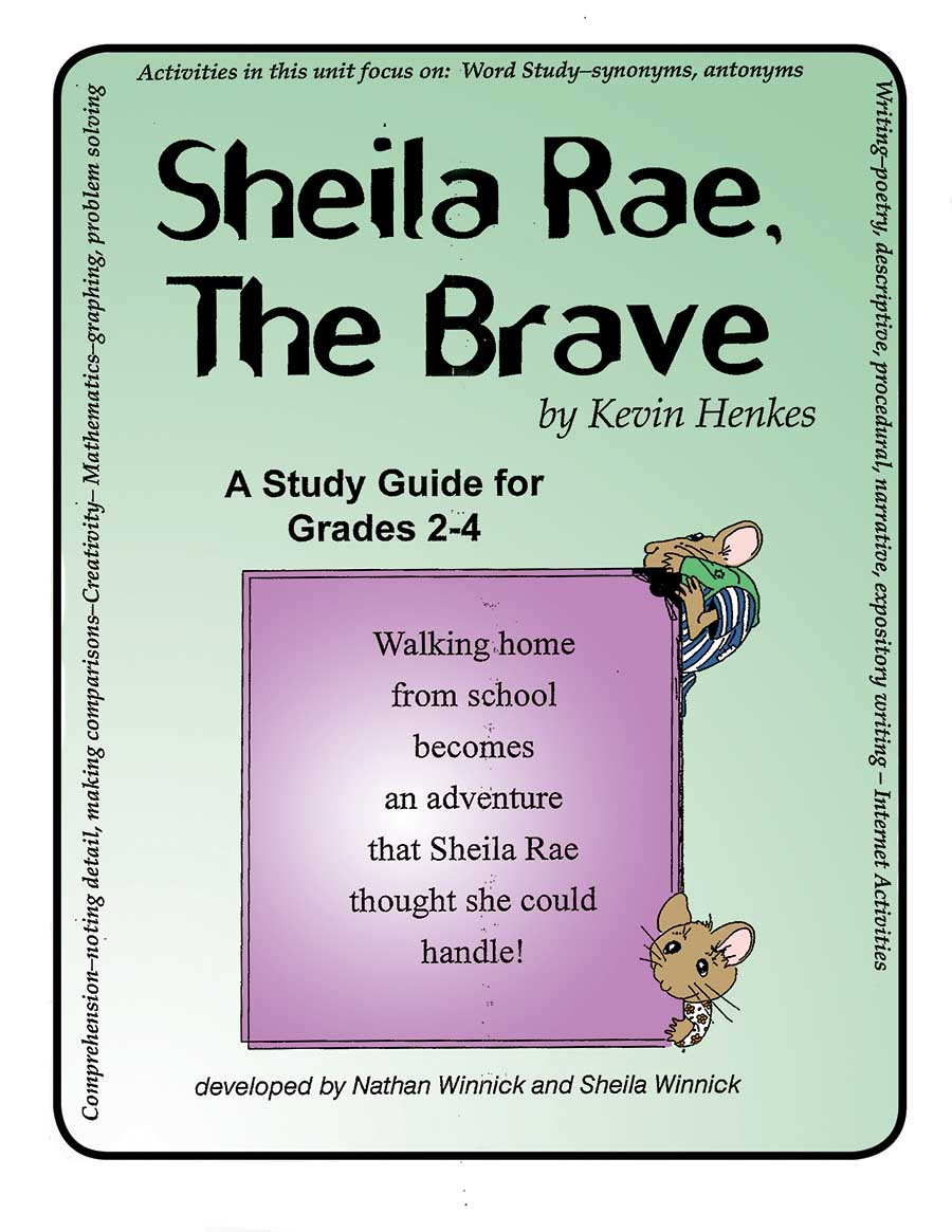 hight resolution of NOVEL STUDY GUIDES - Rainbow Horizons Publishing - Ready-Made Lessons