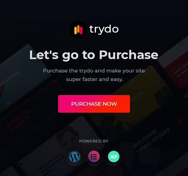 Trydo - Creative Agency & Portfolio WordPress Theme - 21