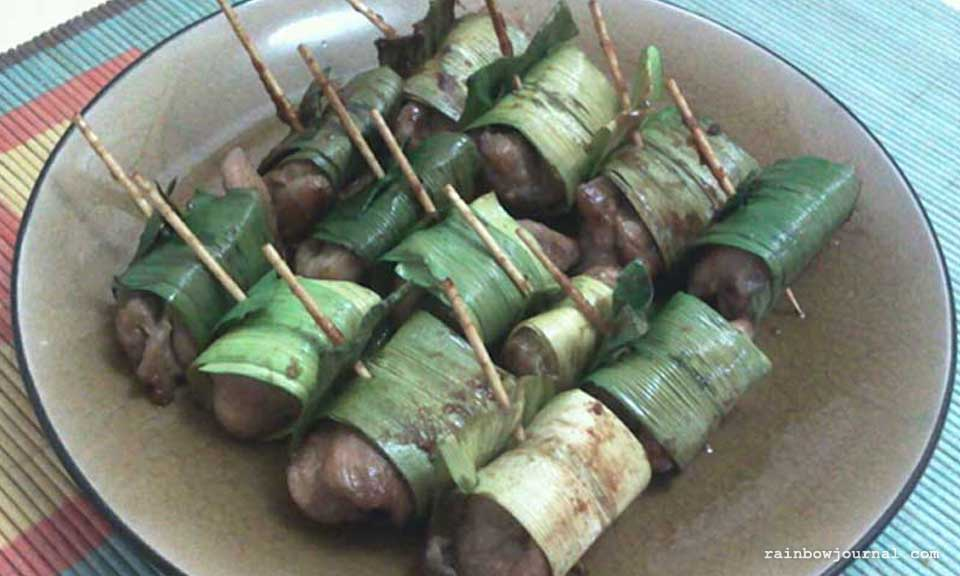 Pandan Chicken Recipe