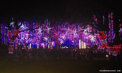 2014 Ayala Triangle Lights and Sounds Show