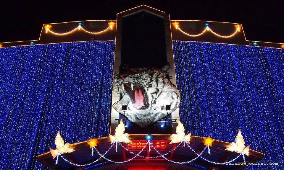 Mandaluyong City, Lights and Bazaar