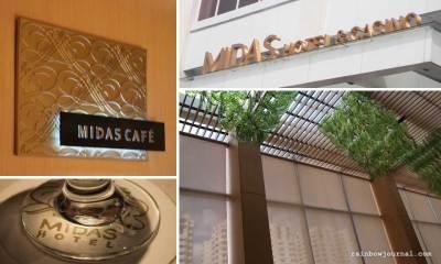 Midas Café Buffet at Midas Hotel and Casino
