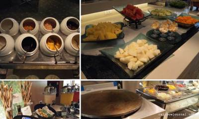 Even more desserts at Midas Café Buffet at Midas Hotel and Casino