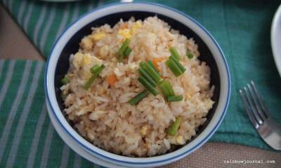 Cafe Juanita's Crab Meat Rice