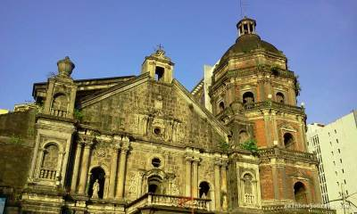 Minor Basilica of St. Lorenzo Ruiz, better known as Binondo Church