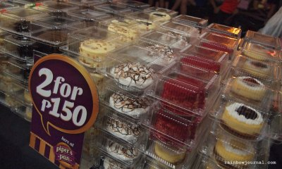 Desserts at Fiesta Bahia at SM Mall of Asia (MOA)
