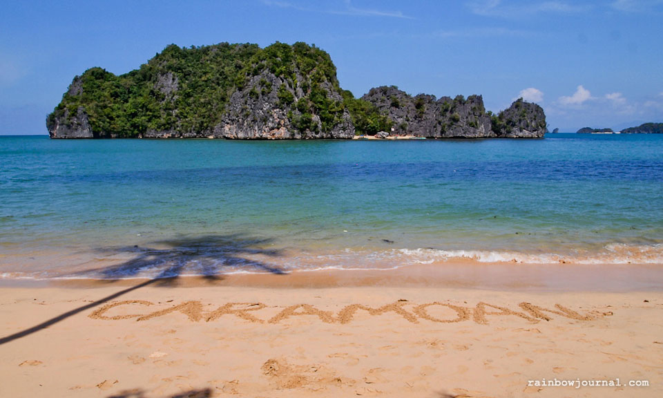 Caramoan Island Hopping: Little Pieces of Paradise