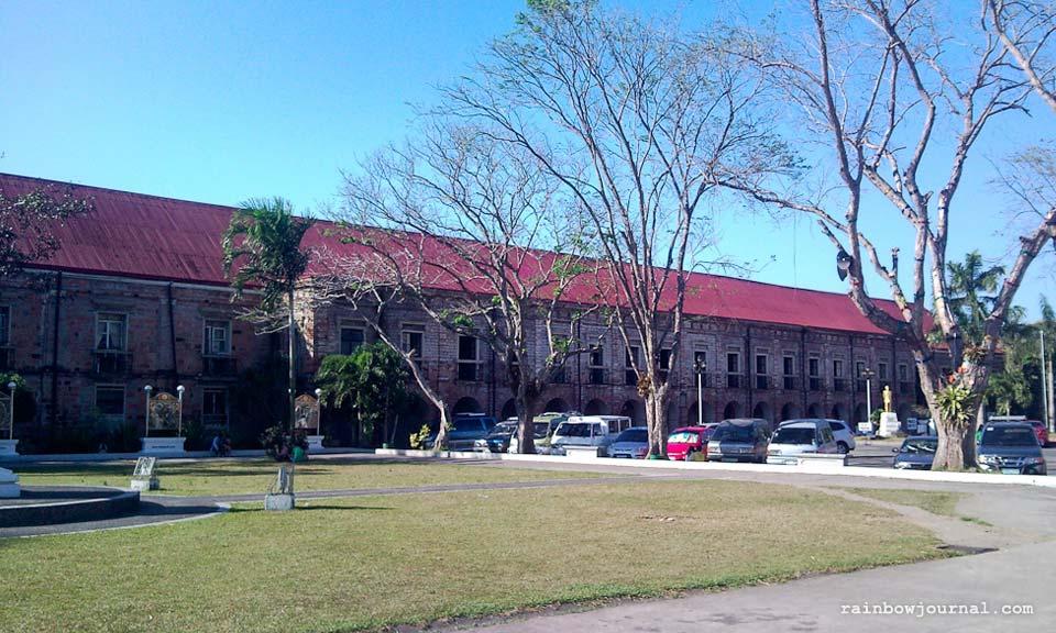Holy Rosary Minor Seminary, Naga