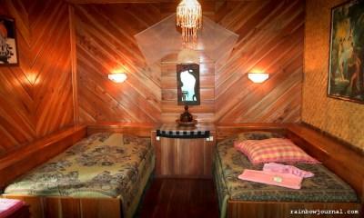 Yoschi's Hotel near Mt Bromo in Indonesia