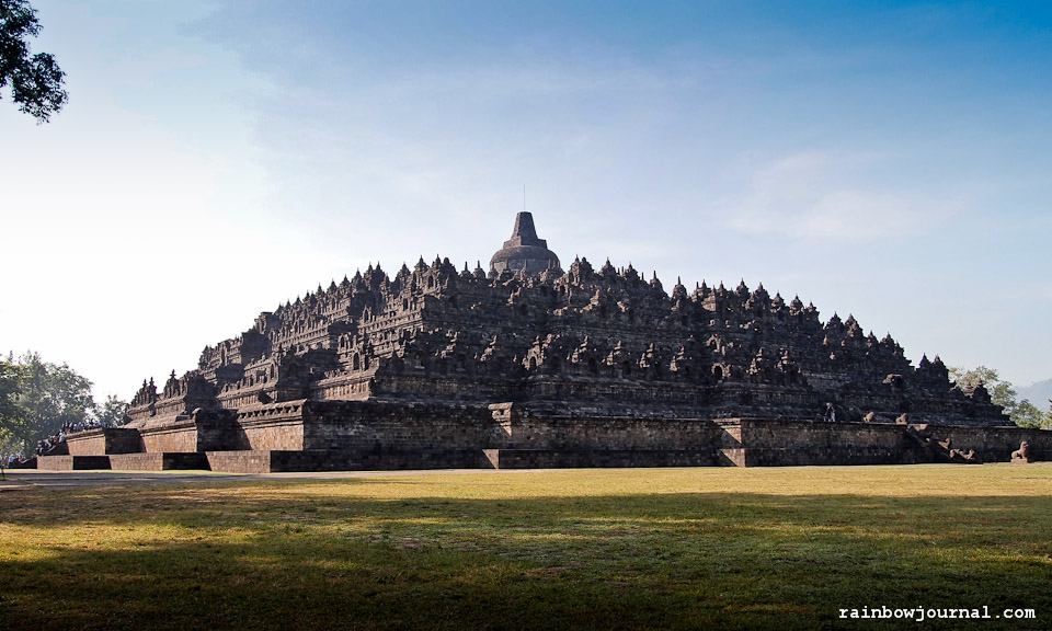 Visual Journey – Borobudur Temple: Why You Should See It at Sunrise