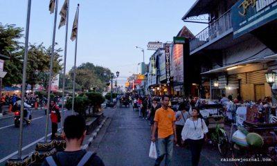 Malioboro Street, Yogyakarta, Indonesia