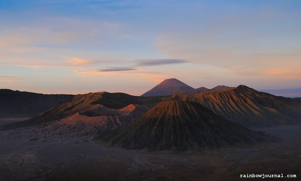 Sunrise at Mt. Bromo Indonesia