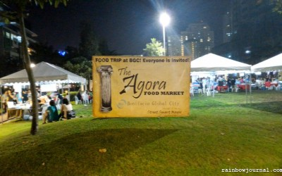 The Agora Food Market at BGC: Food Lovers Assemble