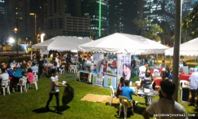 The Agora Food Market at BGC