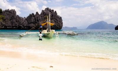 El Nido Palawan Island Hopping Tour A - Small Lagoon