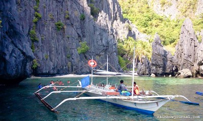 El Nido Palawan Island Hopping Tour A - Secret Lagoon