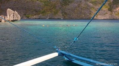 El Nido Island Hopping Tour C - Snorkeling
