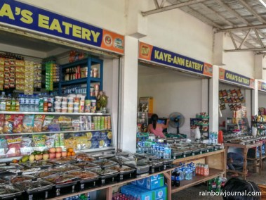Buy your food for the Hundred Islands tour at the Lucap Park Food Court. Prices on the islands are more than double.