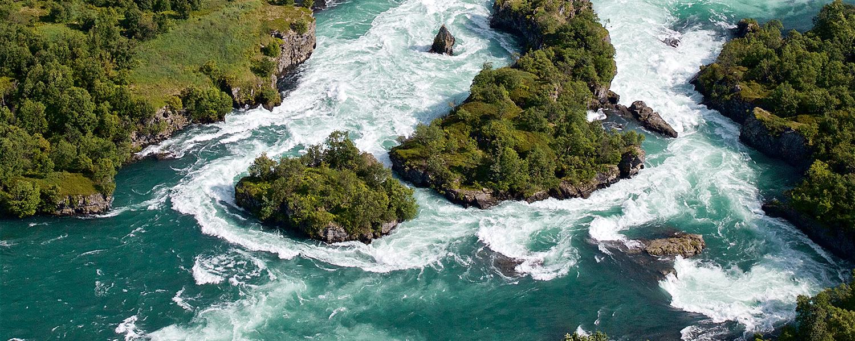 Newhalen River Gorge