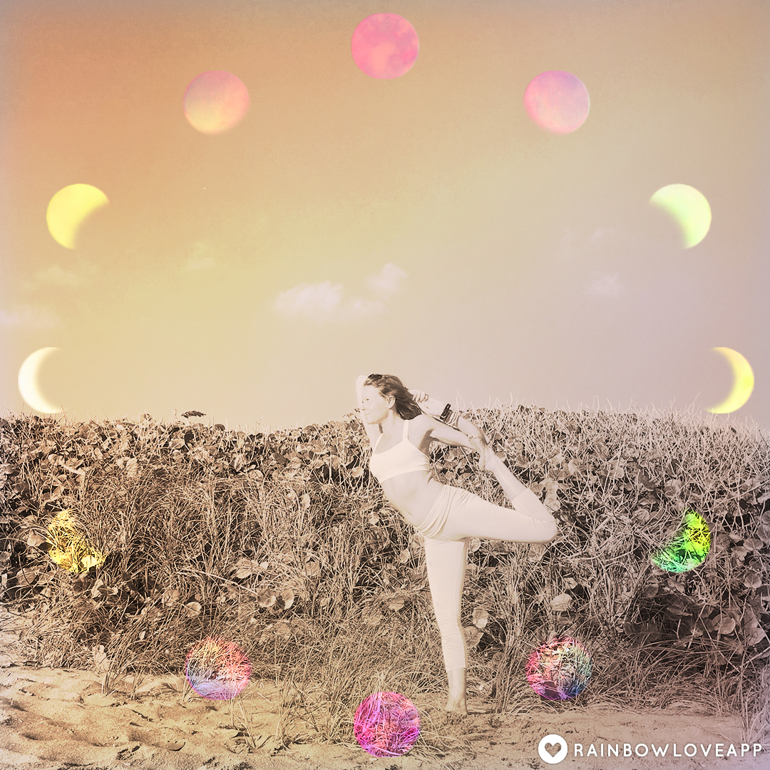 Rainbow-Love-App-Best-Photo-Editing-App-For-Adding-Rainbow-Filters-And-Art-To-Your-Instagram-Yoga-Challenge-Photos-moon-9