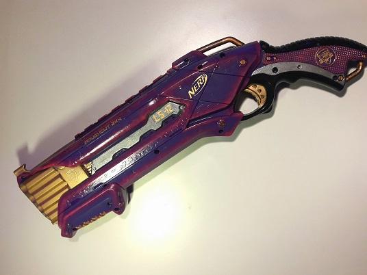LS-12 Nerf RoughCut
