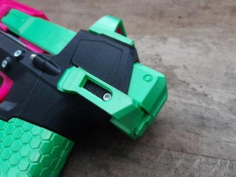 gecko blaster rear