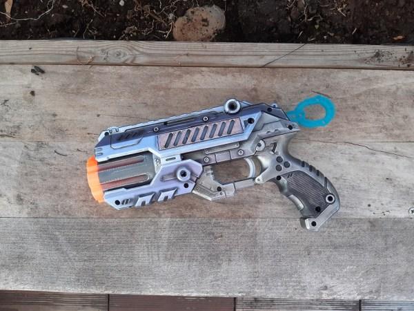 Modded Zuru Reflex 6 LS-75