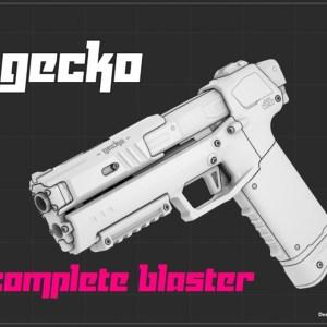 Gecko complete blaster
