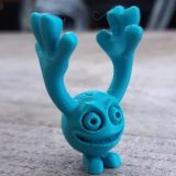 Cyan PLA Extrudr
