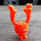Neon Orange PLA DasFilament