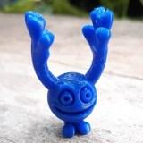 Blue PLA Flashforge