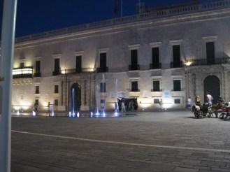 Central Plaza in Valetta