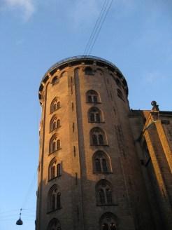 The Round Tower of Copenhagen