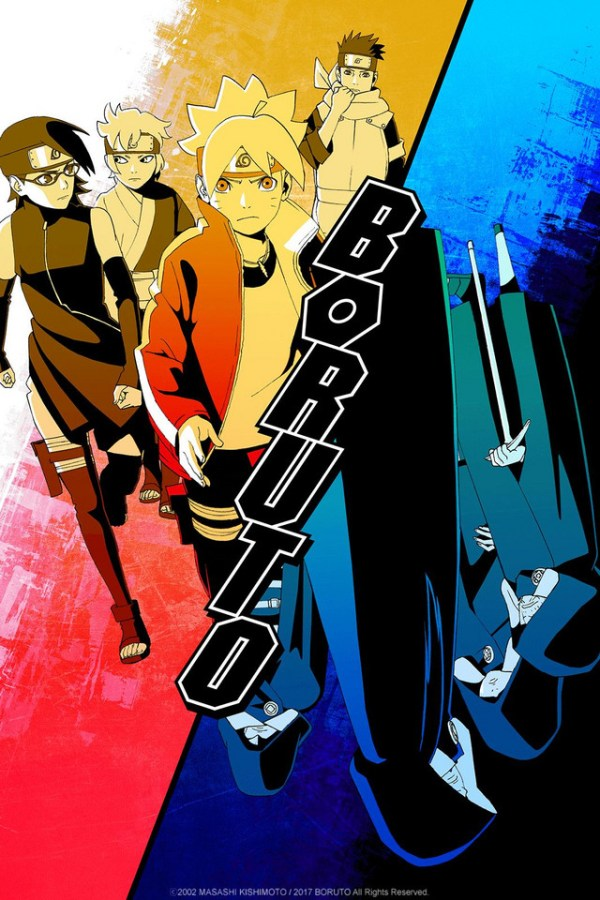 Boruto Eps 126 : boruto, Boruto:Naruto, Generations, Rainbow, Press, Comics