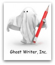 Book Ghostwriter & Book Ghost Writer