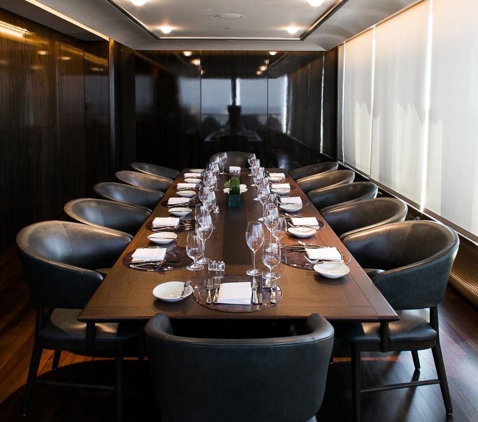 Private Dining Room  Rainbow Room