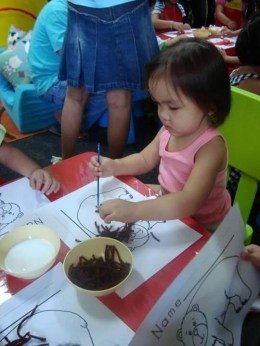 Rainbow Room strengthen our daughter's love of learning