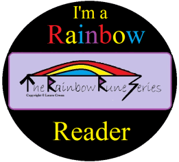 Rainbow Rune sticker