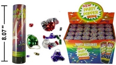 8″ Party Popper