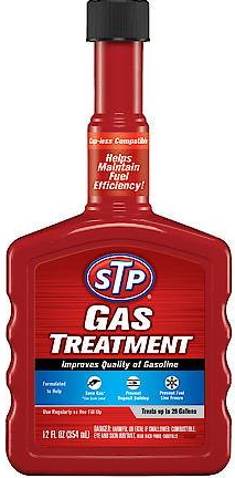 #78340 STP Gas Treatment 12oz