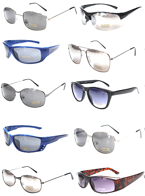 Asst Men's/Women's Promo Sunglasses (Buy 50, get 50 FREE)