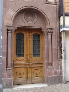 Schöne Eingänge und Türen...
